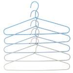 Cord Hanger Fade, 5 kpl, vaaleansininen