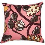 Tiara cushion cover, 50 x 50 cm, pink