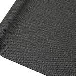 Artek Rivi pinnoitettu kangas, 145 x 300 cm, musta - valkoinen