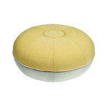CM Pouf, small, yellow
