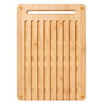 Fiskars Tagliere per pane Functional Form, bambù
