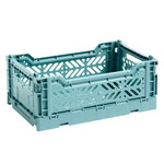 HAY Colour crate, S, teal