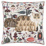 Les Chats Norma cushion cover, linen