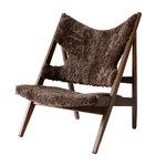 Knitting Chair nojatuoli, petsattu tammi - lampaantalja Drake 20