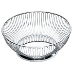 Alessi Round wire basket 826, low