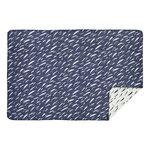 Kauniste Tuisku blanket, blue