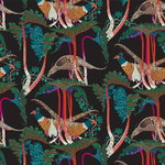 Pheasants wallpaper, matt coated