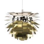 Lampada PH Artichoke, 480 mm, ottone