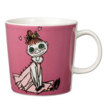 Moomin mug, Mymble, rose