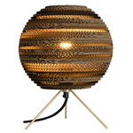 Graypants Moon table lamp, natural