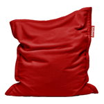 Fatboy Original Slim Teddy bean bag, red