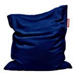 Fatboy Original Slim Teddy bean bag, royal blue