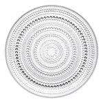 Iittala Kastehelmi plate 248 mm, clear