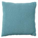 Cane-line Divine cushion, 50 x 50 x 12 cm, turquoise