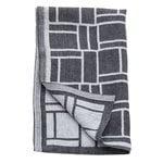 Johanna Gullichsen Pure hand towel 45 x 95 cm, black