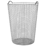 Korbo Wire basket Classic 120, galvanized