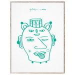 MADO Head Vase Lu poster, 30 x 40 cm