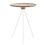 Hem Key side table, ash - white