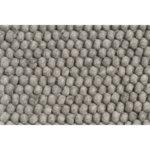 Hay Peas rug, medium grey