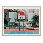 Paper Collective Cities of Basketball 04 (Hong Kong) juliste