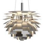 Louis Poulsen PH Artichoke, 480 mm, polished stainless steel