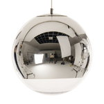Tom Dixon Mirror Ball pendant, 40 cm