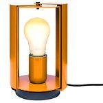 Nemo Lighting Lampada da tavolo Pivotante à Poser, gialla