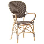 Sika-Design Isabell armchair, cappucino