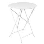 Fermob Bistro table 60 cm, cotton white