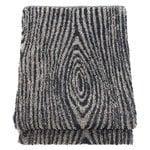 Lapuan Kankurit Viilu bath towel, black - linen