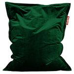 Fatboy Original Slim Velvet bean bag, emerald green