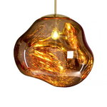 Tom Dixon Melt pendant, gold