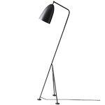 Gubi Gräshoppa floor lamp, anthracite grey