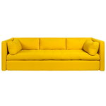 HAY Hackney sofa, 3-seater, Steelcut 445