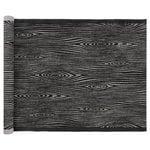 Lapuan Kankurit Viilu sauna cover 48 x 150 cm, black - linen