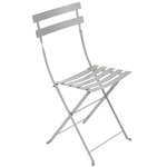 Fermob Bistro Metal chair, steel grey