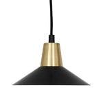 Studio Joanna Laajisto Edit pendant lamp, black-brass