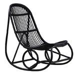 Sika-Design Nanny rocking chair, black