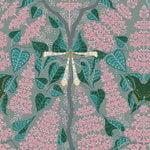 Klaus Haapaniemi Lilac Pink tapetti, pinnoittamaton