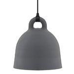 Normann Copenhagen Bell pendant L, grey