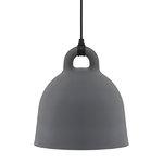 Normann Copenhagen Bell riippuvalaisin S, harmaa