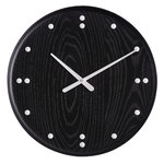Architectmade FJ Clock 35 cm, black