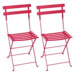 Fermob Bistro Metal chair, 2 pcs, pink praline