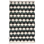 MUM's Suomu rug 110 x 170 cm, forest green