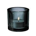 Iittala Kivi kynttilälyhty, harmaa