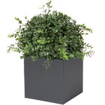 Röshults Linné pot 60, anthracite