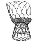Emu Re-Trouve chair, black
