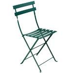 Fermob Bistro Metal chair, cedar green