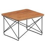 Vitra Eames LTR Occasional pöytä, kirsikka - basic dark