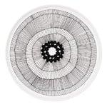Marimekko Oiva - Siirtolapuutarha lautanen 25 cm